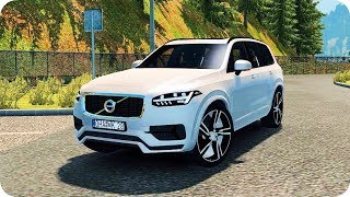 "[""Volvo"", ""XC90"", ""T8"", ""2018"", ""ETS2"", ""1.31"", ""Euro Truck Simulator 2"", ""euro truck simulator 2"", ""ets2 cars"", ""ets 2 cars"", ""ets2 mods"", ""acceleration"", ""top speed"", ""interior"", ""test drive"", ""driving"", ""review"", ""presentation"", ""xc"", ""90"", ""xc90"", ""vo"