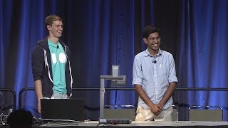 Google I/O 2014 - Less code, more services, better Android apps(Speaker(s): Jatin Lodhia, Manfred Zabarauskas Description: It doesn't matter if you're writing a multiplayer Android game, or a simple to-do app, your users are ..., 2014-06-27T19:59:34.000Z)