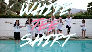 WHITE TEE SHIRT CHALLENGE | feat. Stevie, Ally, Bria, Chrissy, Amber & Arielle
