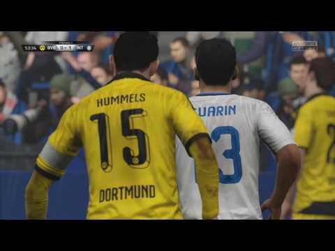 FIFA game by game Inter Dortmund