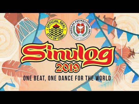 SINULOG 2020  SINULOG FESTIVAL CEBU, PHILIPPINES