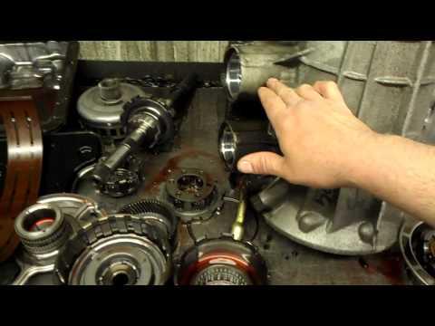 5R55E transmission P0733 3rd  Incorrect gear ratio