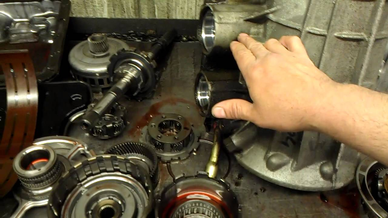 5r55e Transmission P0733 3rd Incorrect Gear Ratio 2007 Mercury Mariner Wiring Harness Diagram Repair Youtube