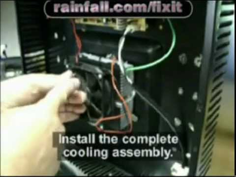 Fix / Repair a Haier Thermoelectric Peltier Wine Cooler ...