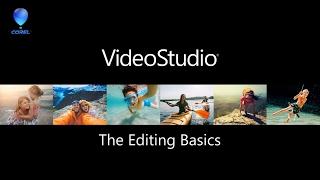 VideoStudio Basic Video Ediтing Tutorial - Crop Video, Split Video & more