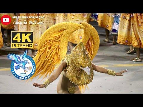 Nenê De Vila Matilde 2020 - Desfile Oficial - 4K