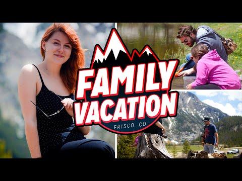 My Family Vacation in Colorado