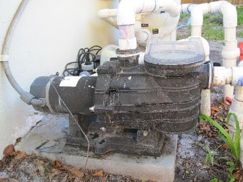 Swimming Pool Pump Not Priming/Working-Easy Fix