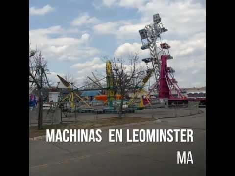 Machinas en Leominster MA... DÍA Familiar 👪