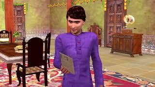 लंबी साइकिल Long Bicycle हिंदी कहानियां Hindi Kahaniya Funny Village Comedy Video