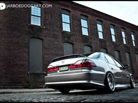 Z88films Slammed 6th Gen Accord Tribute New Youtube