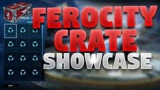 Every Item In The Ferocity Crate Showcase