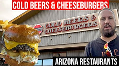 Arizona Restaurants: Cold Beers & Cheeseburgers, Gilbert, AZ | Living in Phoenix Arizona