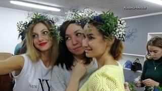 Краса Аргаяшского района. Мастер-классы