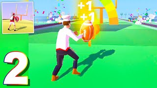 Touchdown Master (by VOODOO) Gameplay Walkthrough 11-20 Levels (Android)