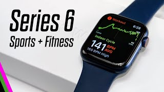 Apple Watch Series 6 // In-Depth Review for Sports & Fitness