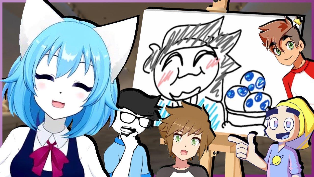 Gartic Phone ft Storytime Animators!