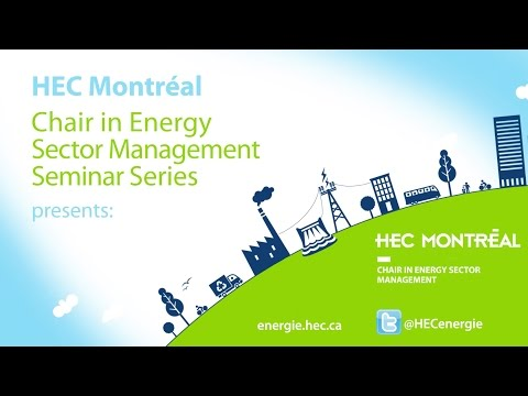 HEC Energie | Ontario, Quebec, Electricity and Climate Change: Advancing the dialogue (Part 1)