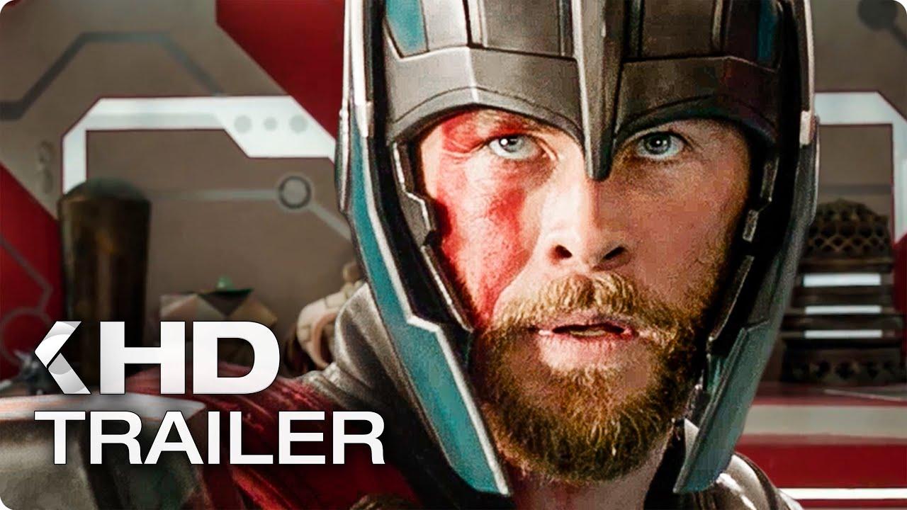 """THOR 3: Ragnarok """"Revengers"""" TV Spot & Trailer (2017)"""