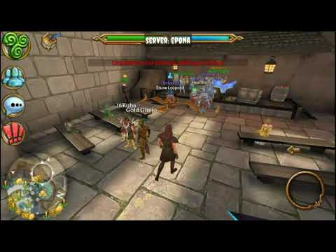 Epona 60 Everbloom Mystery Chests Opening . Best Android Game . 3D RPG MMO Celtic Heroes