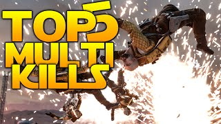 star wars battlefront top 5 plays epic multi kills imploders orbitals more
