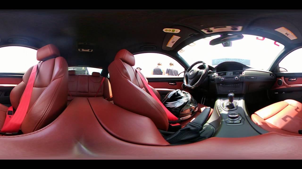 E92 M3 360 Degree VR Interior