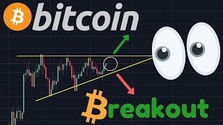 LOOK!! BITCOIN BREAKING OUT TODAY?!! | The FED Quarantines Cash!!
