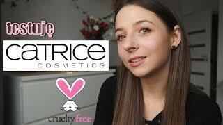 Test kosmetyków cruelty free  CATRICE