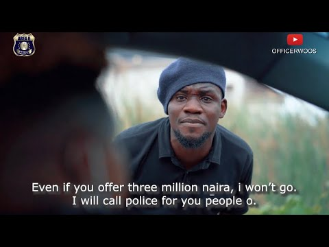 OFFICER WOOS; THE ARMED ROBBER- THE SALES BOY- EPISODE 6