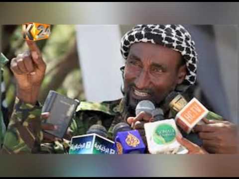 Kenya's most wanted terrorist killed in Somalia