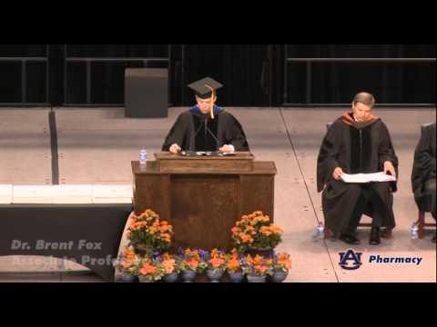 2015 Harrison School of Pharmacy Graduation