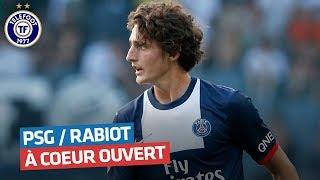 Adrien Rabiot (PSG) en 2016 :