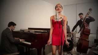 "Dark Horse - ""Gothic R&B / James Bond""- style Katy Perry Cover ft. Ashley Stroud"
