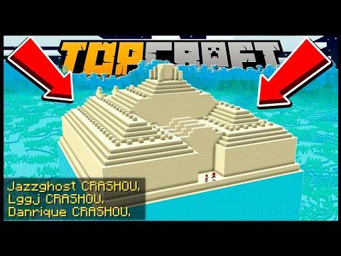 QUASE ACABEI COM O SERVIDOR DO TOPCRAFT FAZENDO ISSO - TopCraft Ep.67