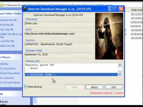 Internet Download Manager 6.12 crack key download ! Serial number for registration free IDM 6.12