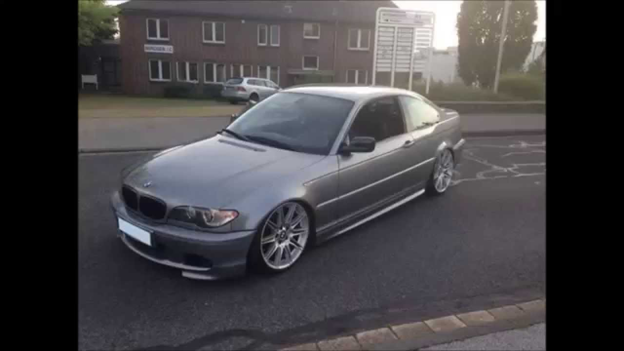 bmw e46 facelift coupe m paket youtube. Black Bedroom Furniture Sets. Home Design Ideas