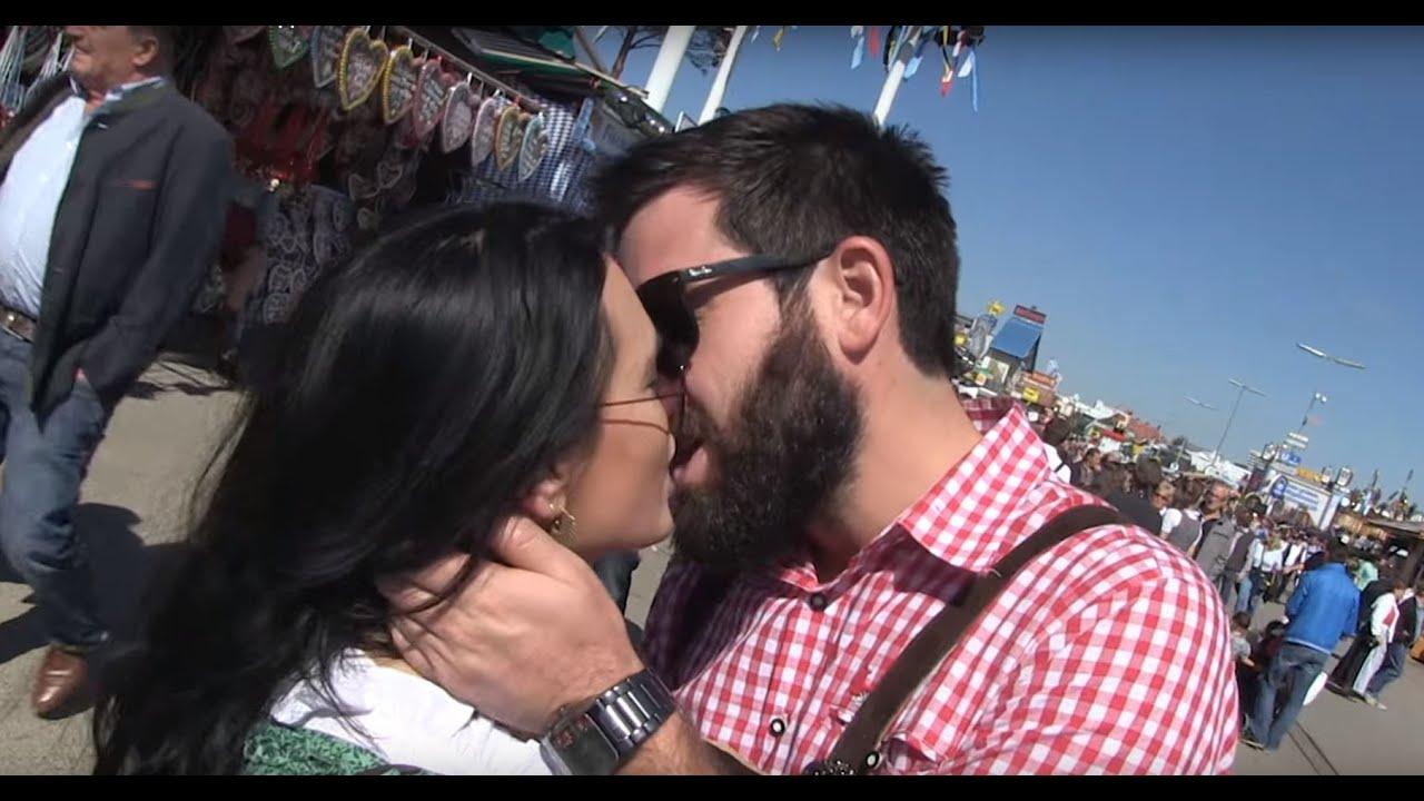 Oktoberfest flirt