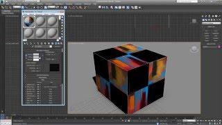 3D Max. Урок №27. Типы текстурных карт.