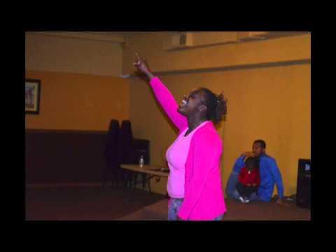 Black Lives Matter Poetry Jam