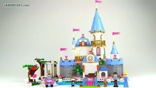 Lego Disney Princesses 41055 - Cinderella's Romantic Castle!