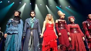 2015.09.28 Romeo et Juliette (matinée) Curtain call, Seoul Korea