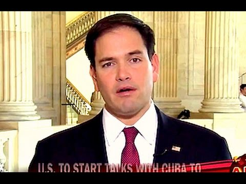 Marco Rubio Flips Out Over Peace With Cuba