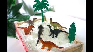 DIY 🌷 Como fazer Areia da Lua Ativida para crianças   Moon Sand Perfect Recipe - Elenice Carneiro