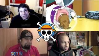 Rayleigh Entrance Reaction Mashup   One Piece Episode 397 Uzumaki Khan, Hibou, Dabster