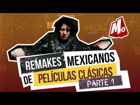 Remakes Mexicanos de Pel�culas Cl�sicas | Sketch I ft Ron QP