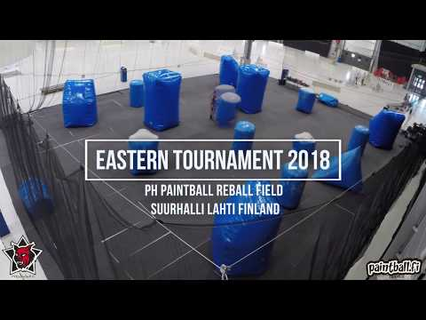 Easter Tournament 2018 Timelapse