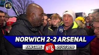 Norwich 2-2 Arsenal | If Emery Picked That Team & Those Subs Everyone Would Go Mad! (Lee Judges)