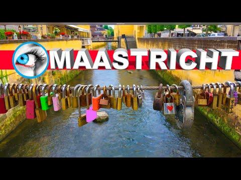 MAASTRICHT - SHORT TOUR - 4K 2017