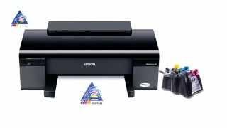 Обзор принтера Epson Stylus S22