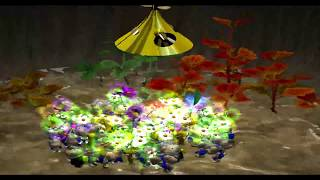 Pikmin 2 Hack - Custom enemy placement inside of cave
